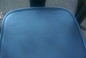 SEATING - WATER/FLUID STAINS in SEVENOAKS